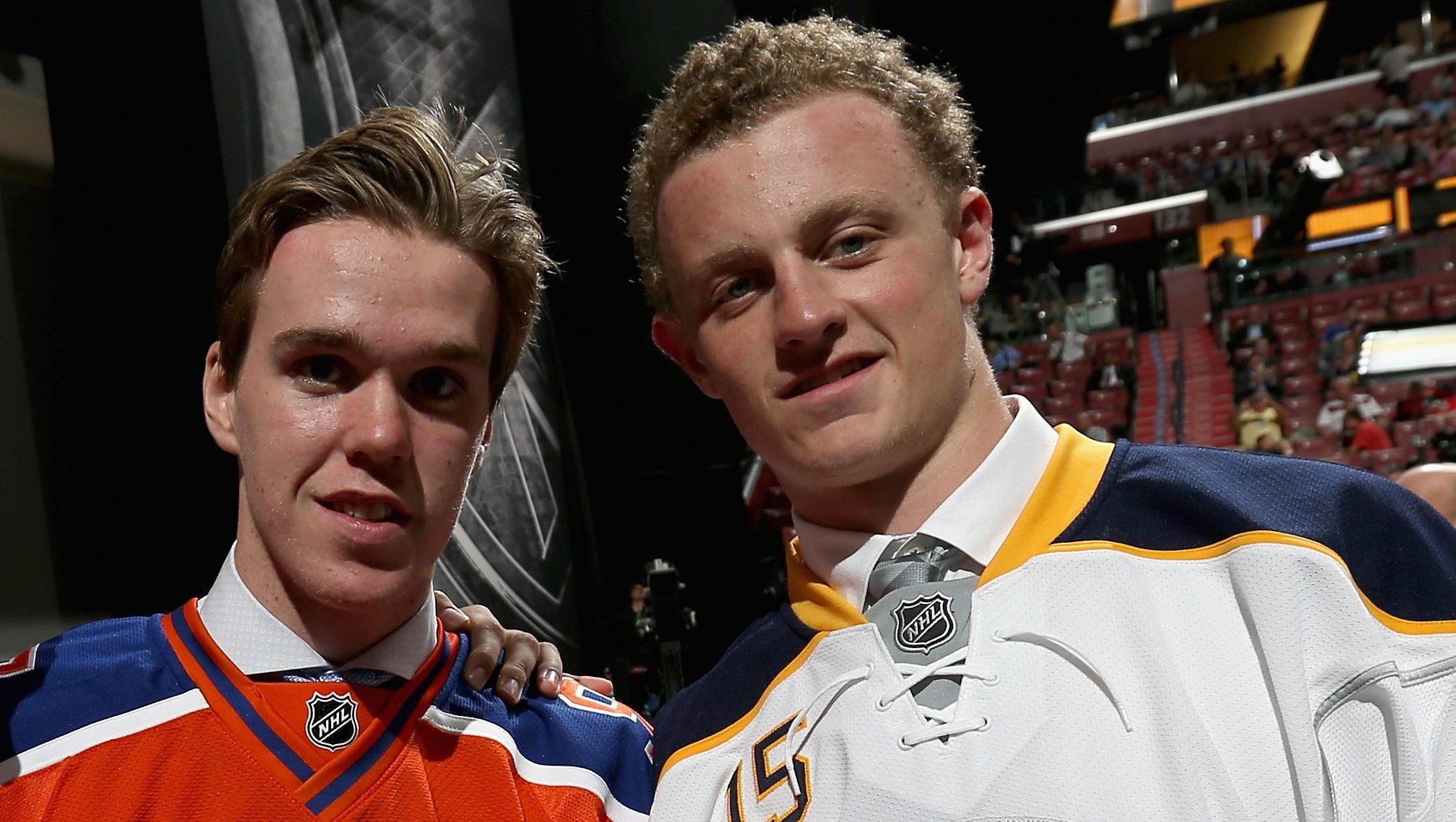 Jack Eichel, Connor McDavid have wrong
