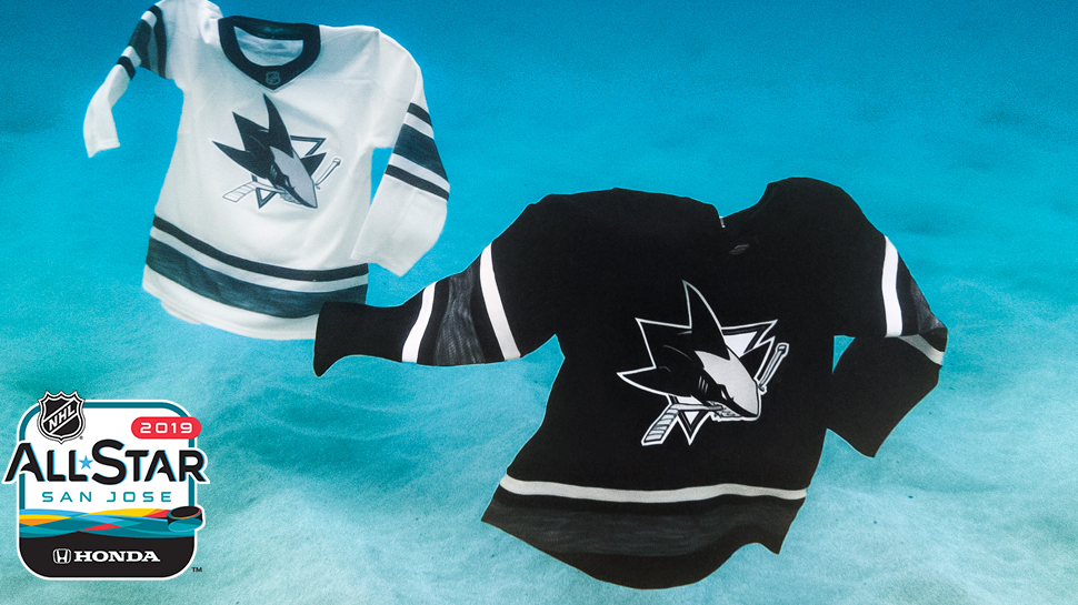 Pass or Fail: NHL's eco-friendly 2019 All-Star Game jerseys ...