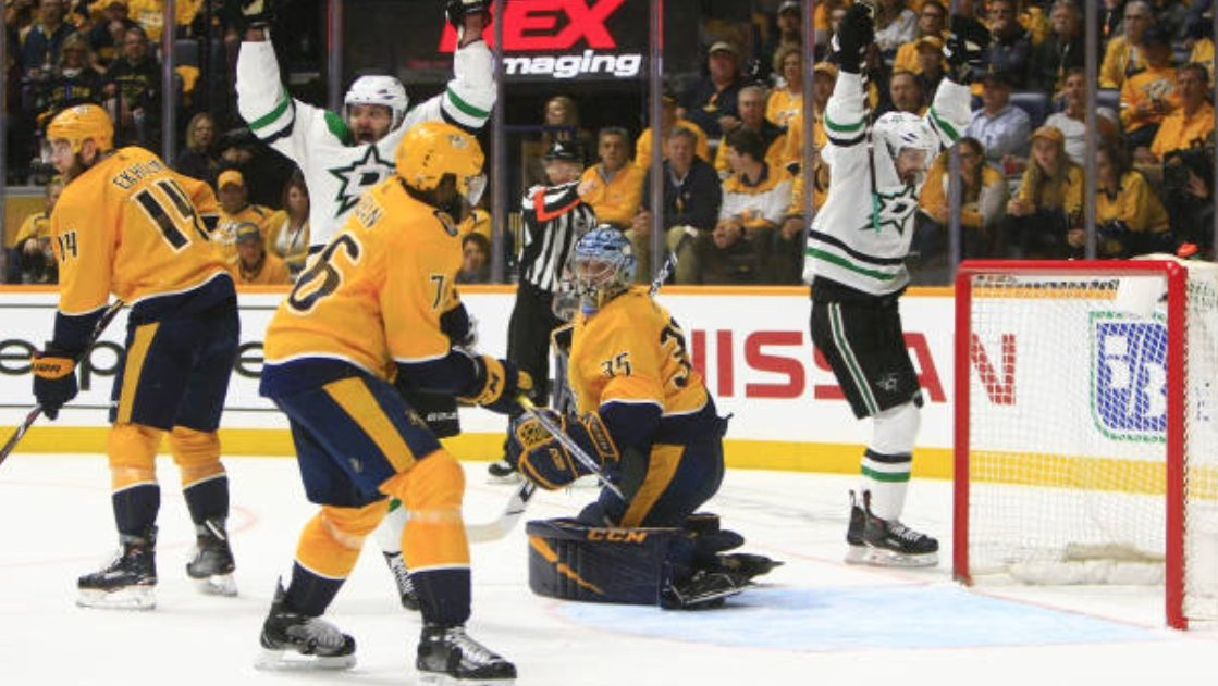 The Playoff Buzzer: Hero Heiskanen; Game 1 upsets (VIDEO)