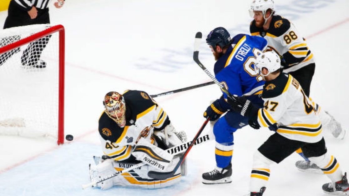 Stanley Cup Buzzer: O'Reilly makes difference for Blues