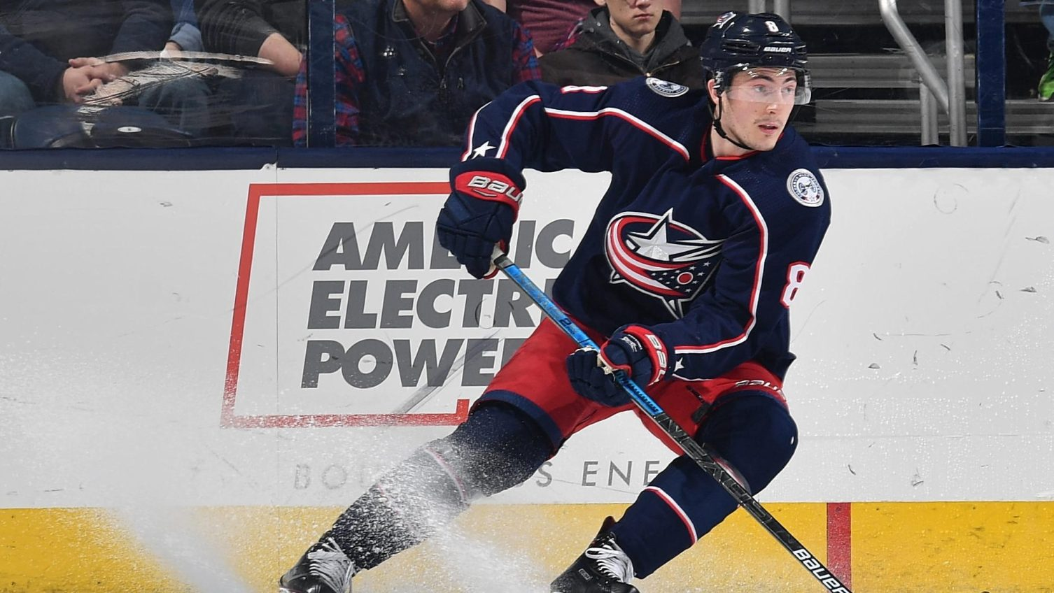 Werenski signing heartens Blue Jackets in a year of change