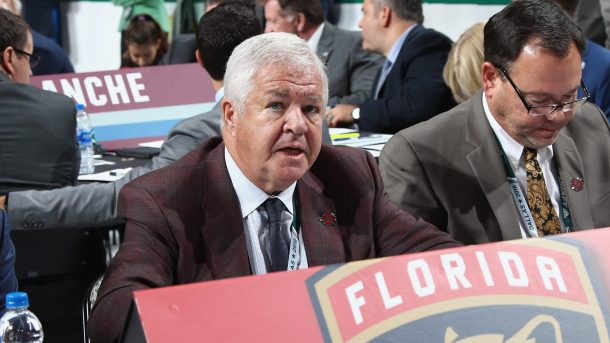 panthers part with tallon