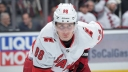 Carolina Hurricanes forward Martin Necas