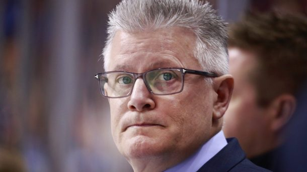 Marc Crawford Suspension