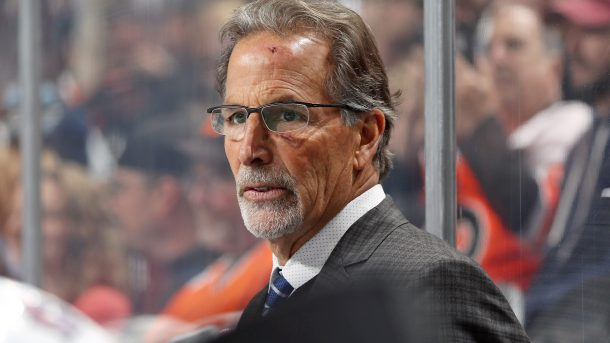 John Tortorella angry press conference