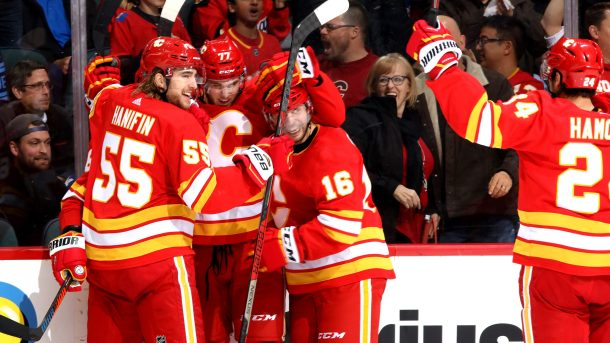 NHL Power Rankings Calgary Flames
