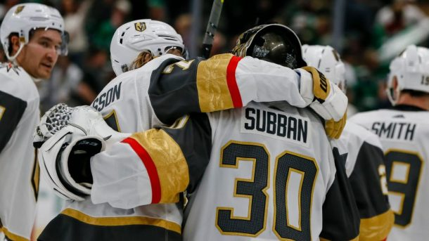 Golden Knights Subban