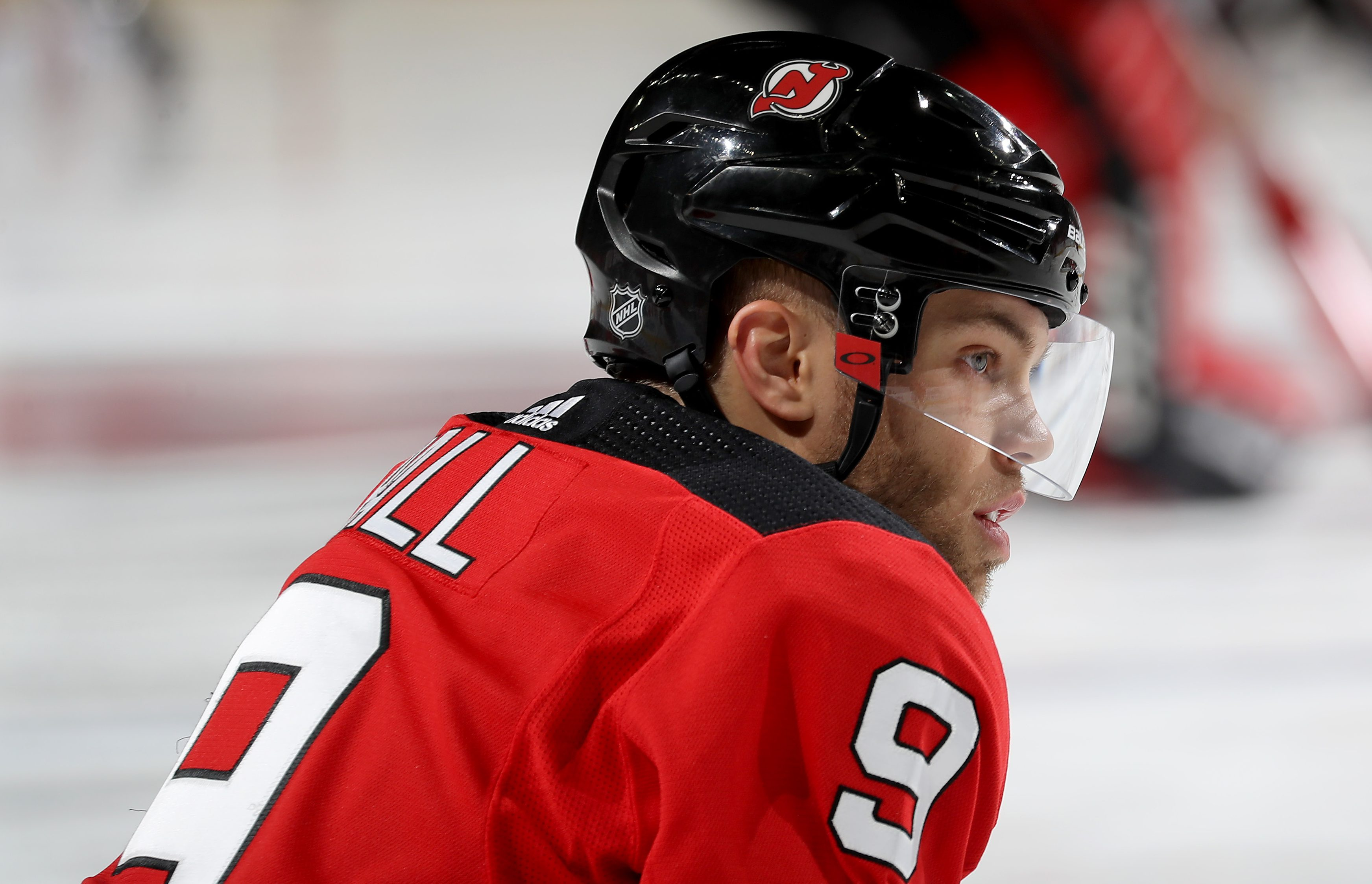 The devils are preventing Taylor Hall from losing money from trade rumors