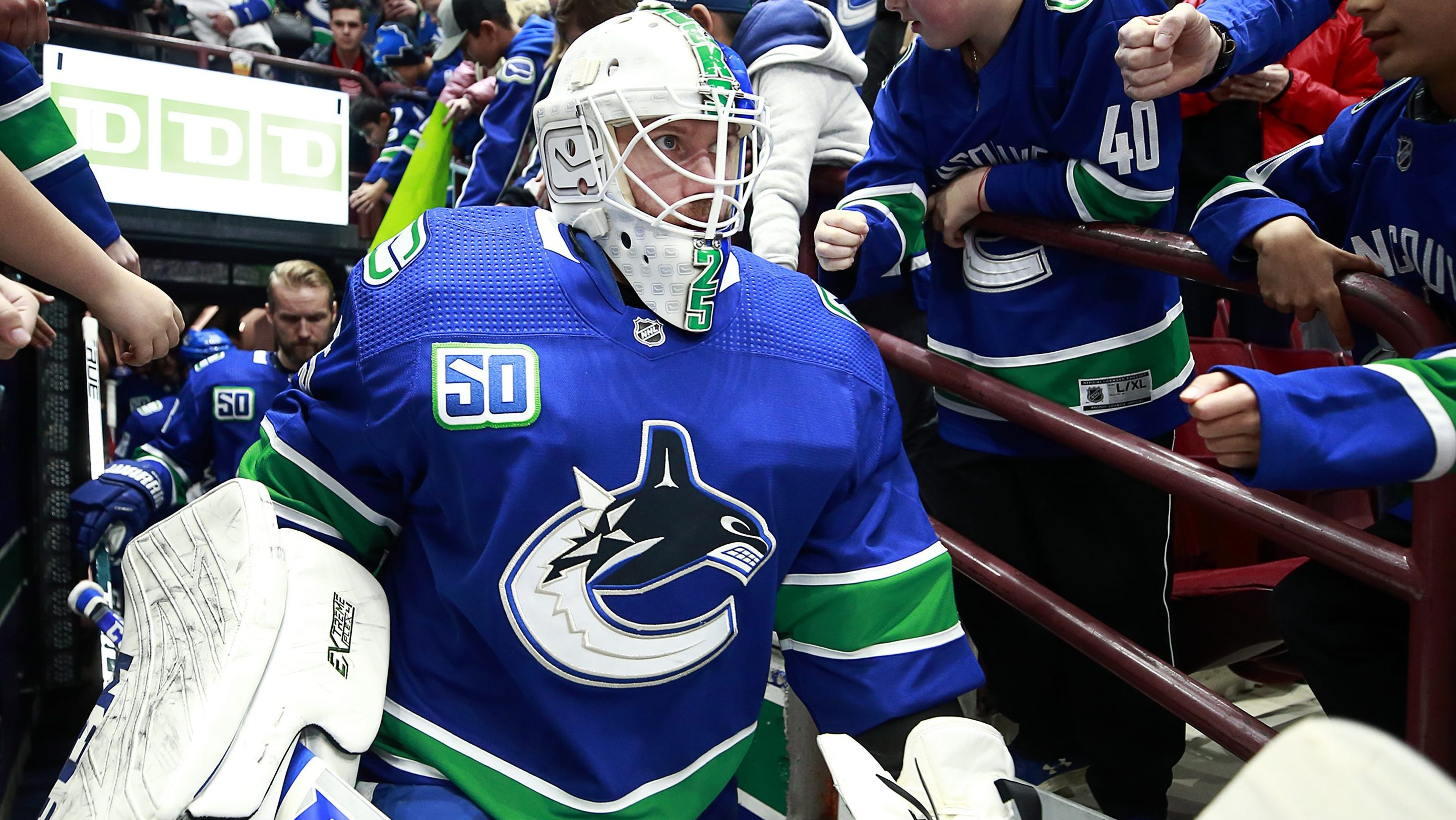 Looking At Jacob Markstrom S Next Contract For The Canucks