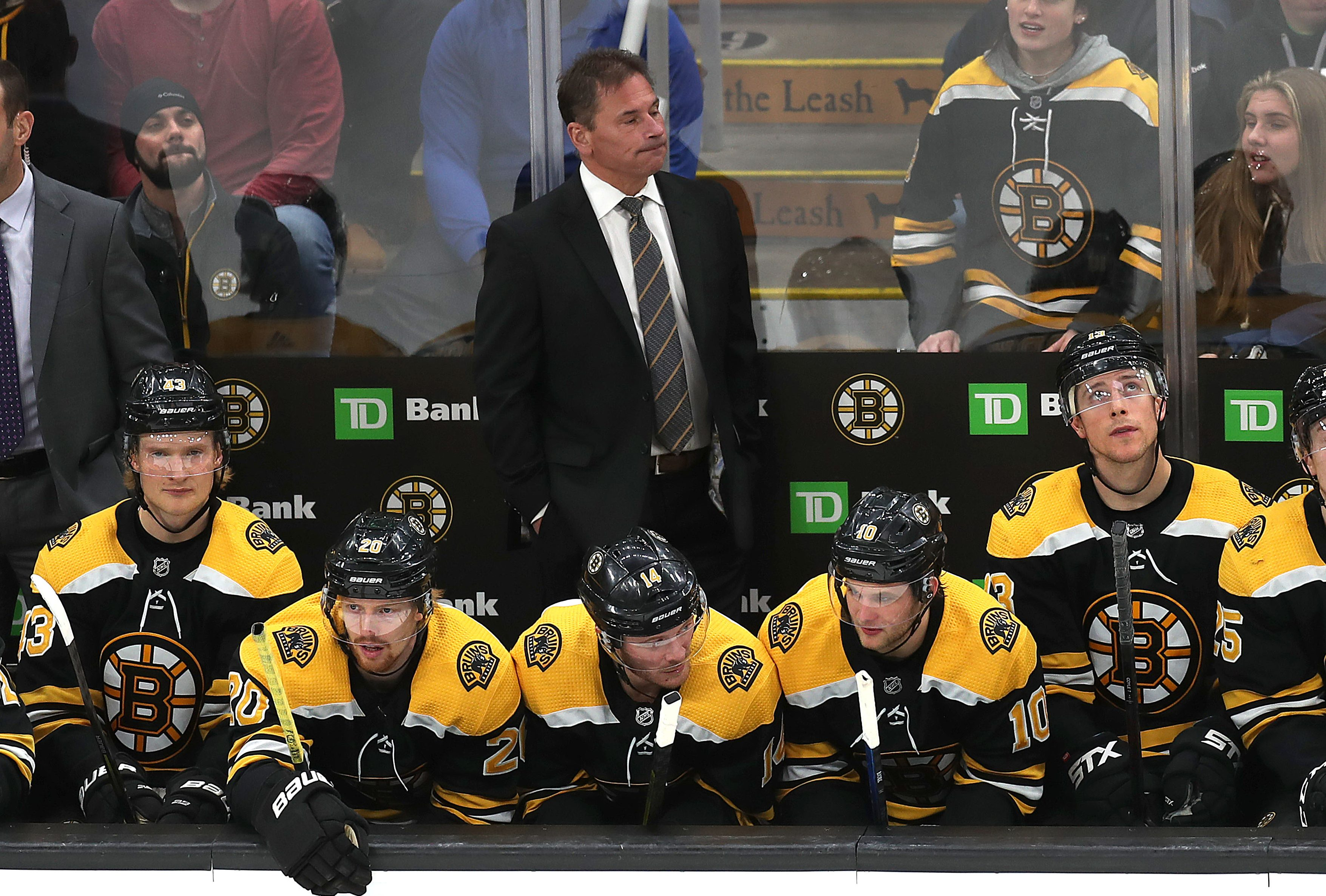 Bruins coach Cassidy has some harsh words for his defense