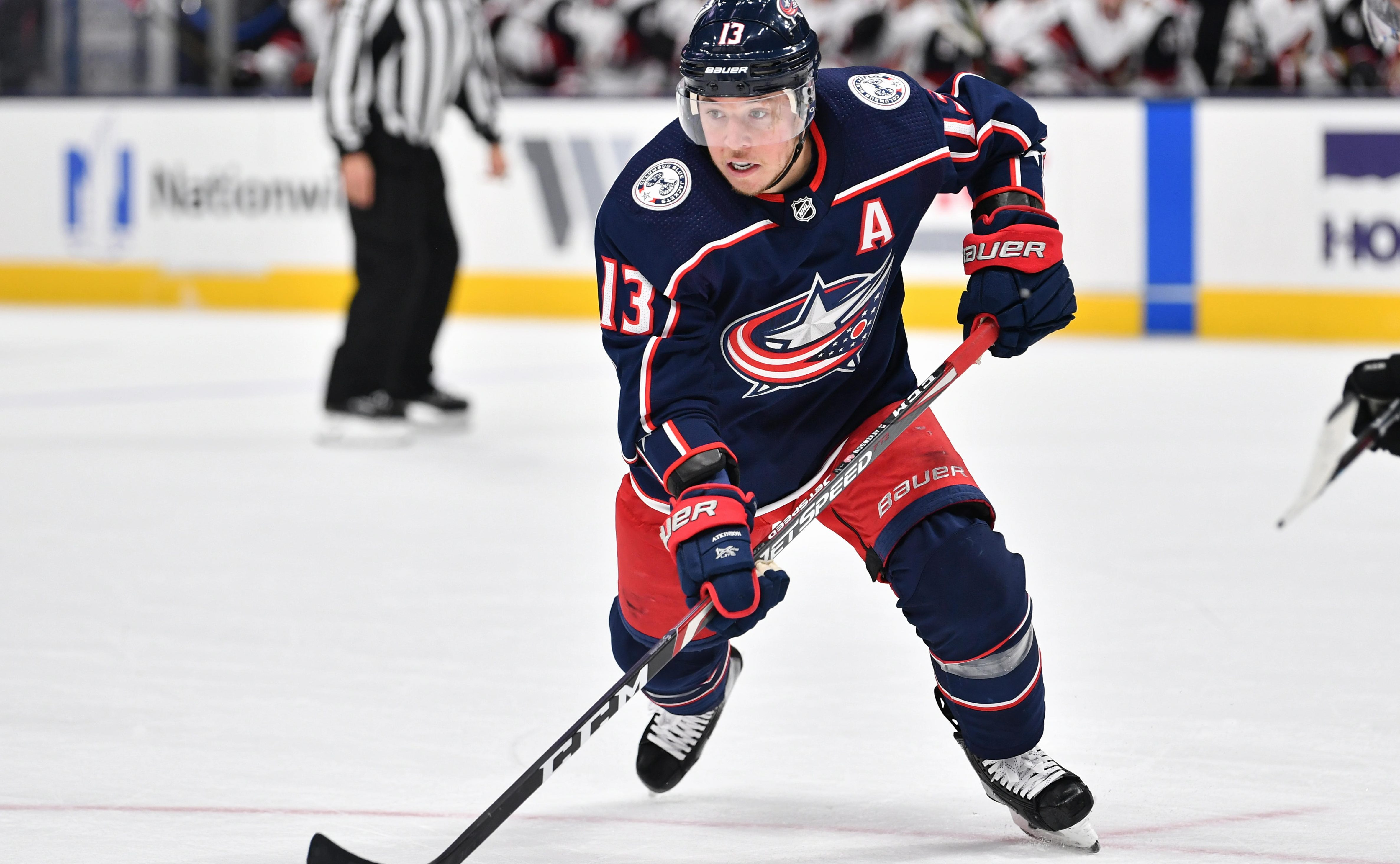 Blue Jackets to get Cam Atkinson back against Hurricanes