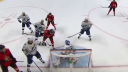 Senators head-butt goal