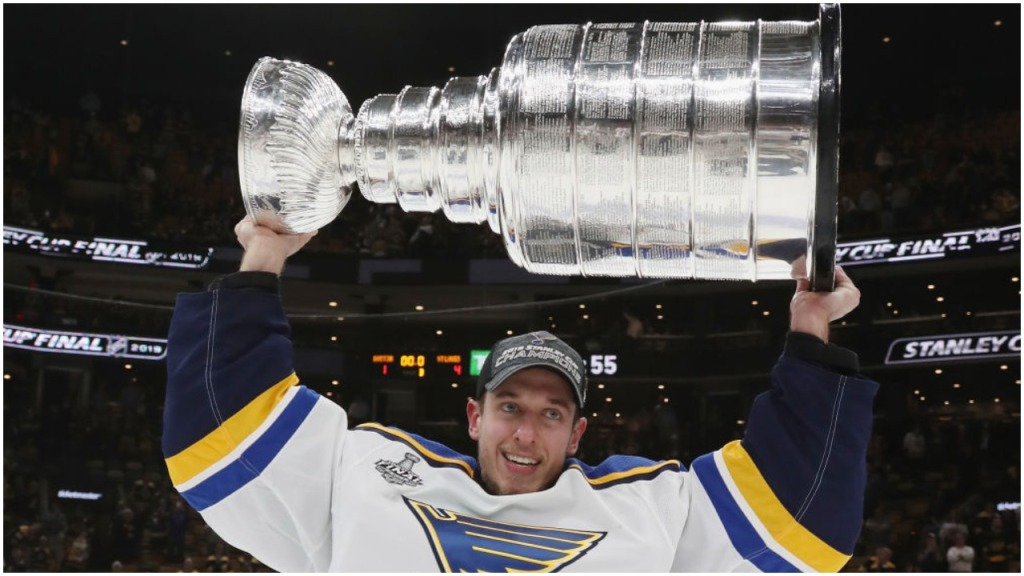 Binnington Blues Stanley Cup