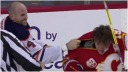 Kassian Tkachuk fight attack hits