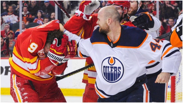 Tkachuk Kassian trash talk