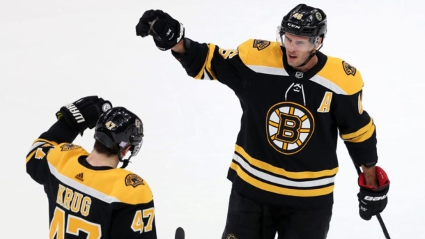 Nhl Injury News Bruins Jack Hughes Etc Prohockeytalk Nbc