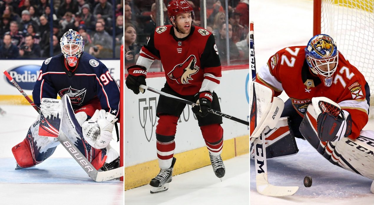 The 10 players that will impact NHL playoff race in second half