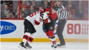 Brady Tkachuk P.K. Subban fight