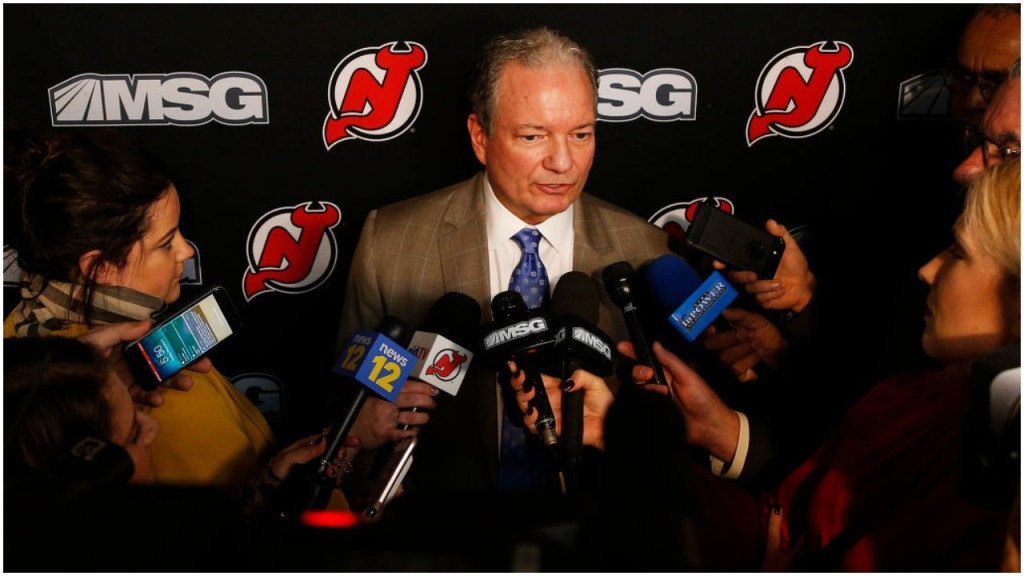 Devils fire Ray Shero