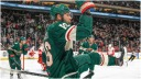 Wild five points from playoff spot Red Wings