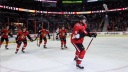 Ottawa Senators Right Wing Bobby Ryan (9) celebrates after scoring a first period goal