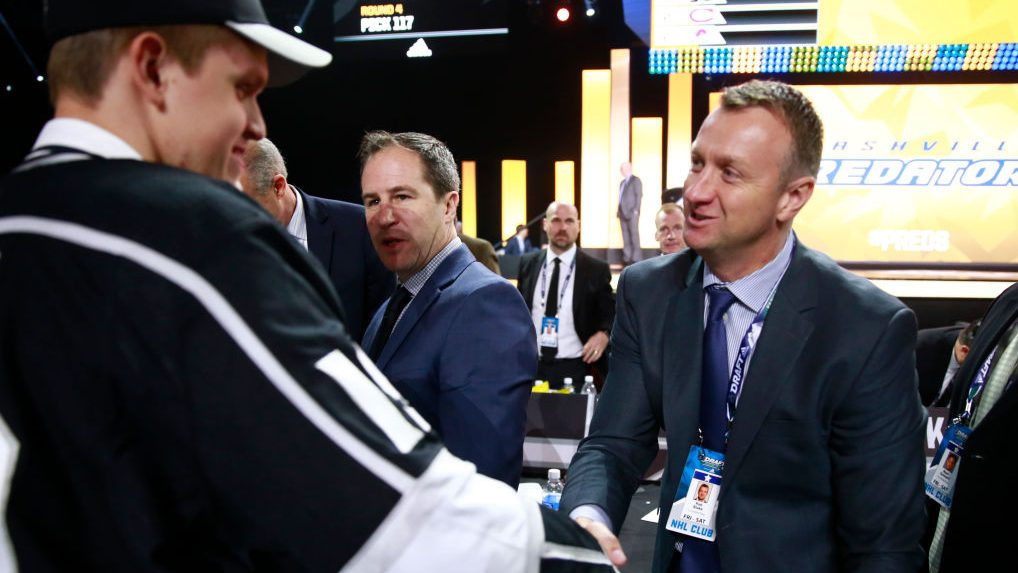 L.A. Kings approach key stages of rebuild - ProHockeyTalk | NBC Sports