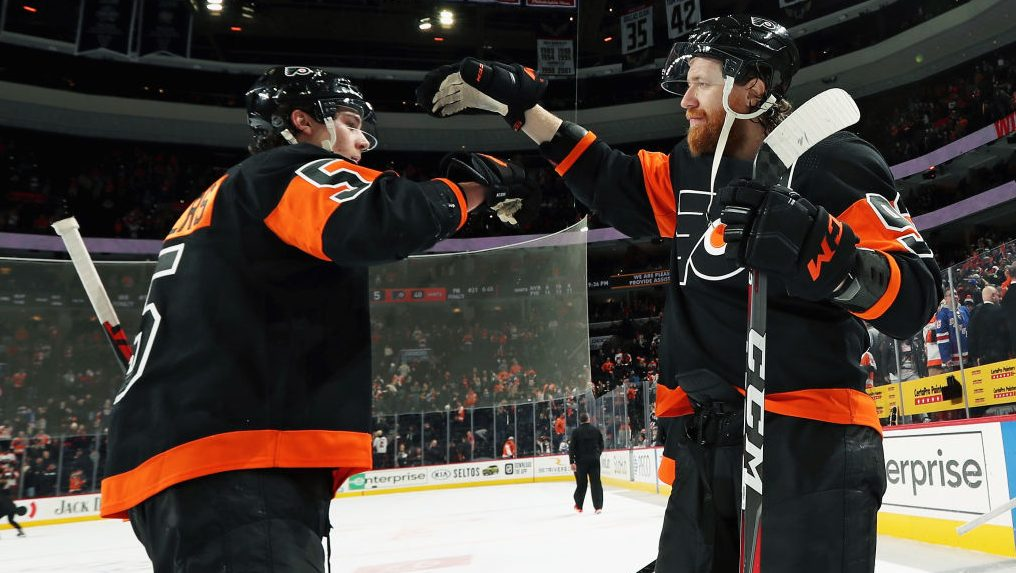 Flyers red-hot in 2020 Rangers preview