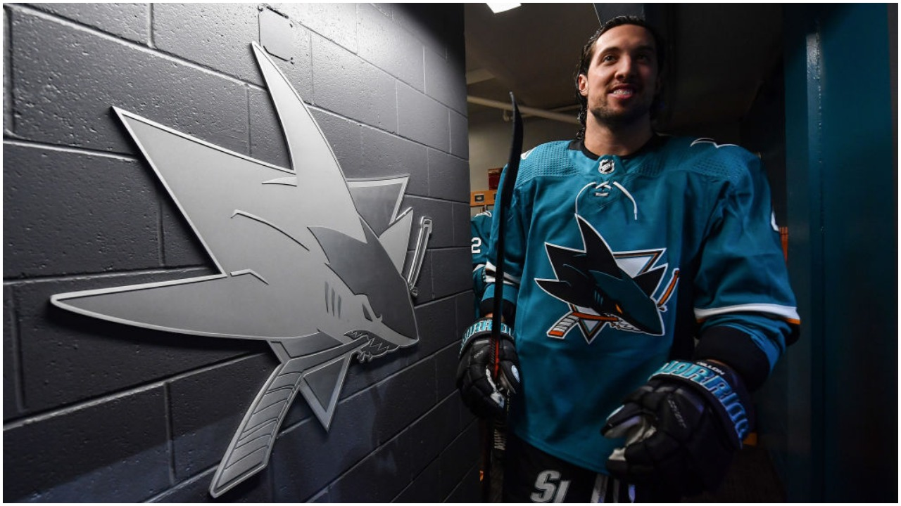 Sharks trade Brenden Dillon to Capitals - ProHockeyTalk | NBC Sports