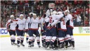 Alex Ovechkin 700th goal Capitals celebrate