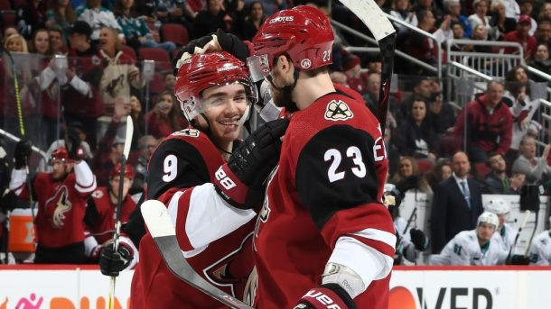 Long-term outlook Coyotes Keller Ekman-Larsson