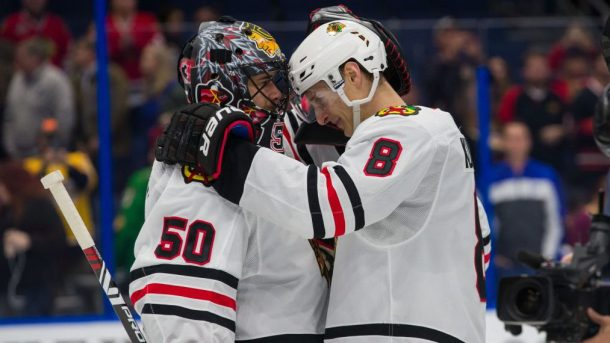 Blackhawks surprises and disappointments Kubalik Crawford