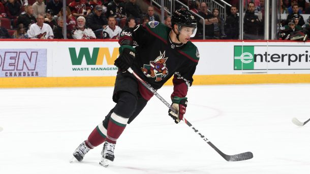 Taylor Hall Coyotets
