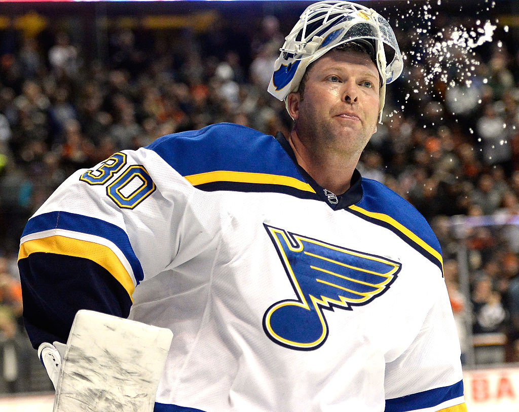 Brodeur Blues Brady leaving Patriots hockey comparison