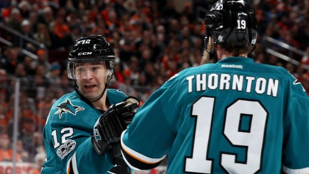 NHL players considering retirement Marleau Thornton