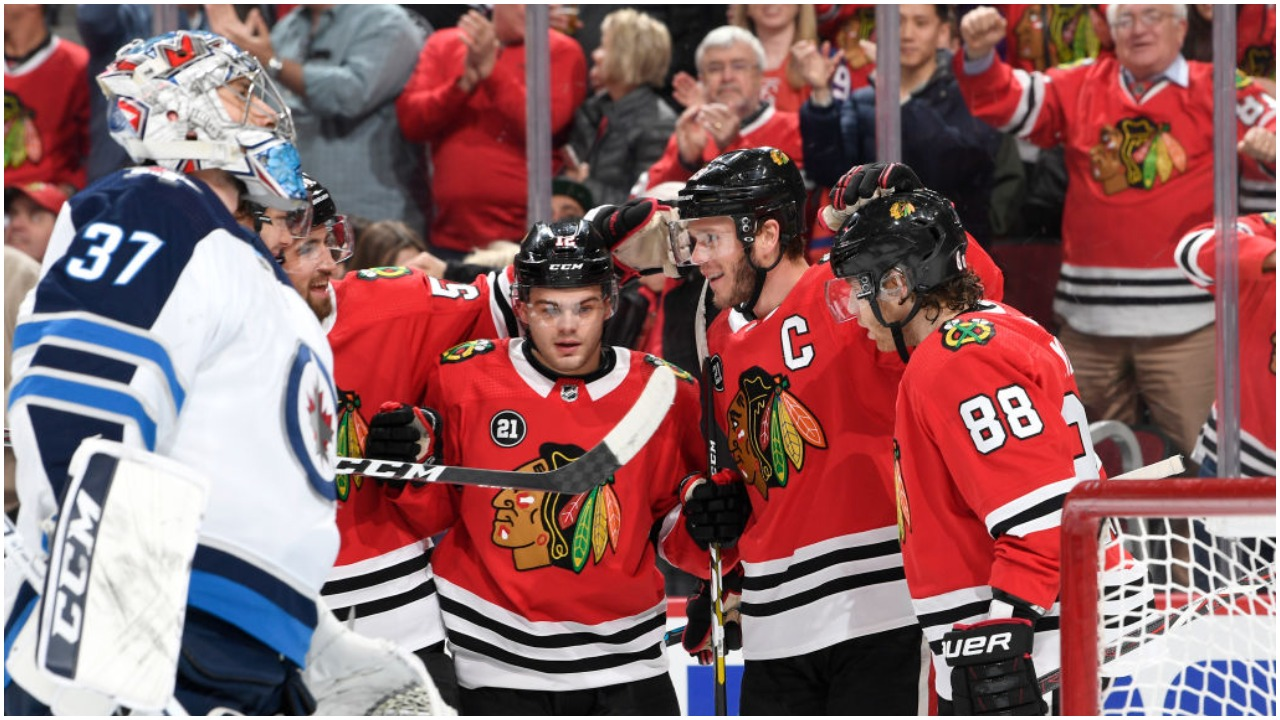 Blackhawks long-term outlook, salary cap - ProHockeyTalk | NBC Sports