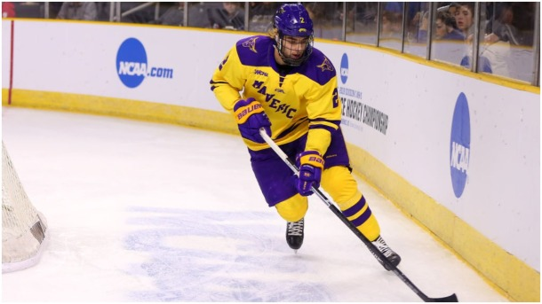 Flames land NCAA free agent Connor Mackey, Colton Poolman, Morning Skate