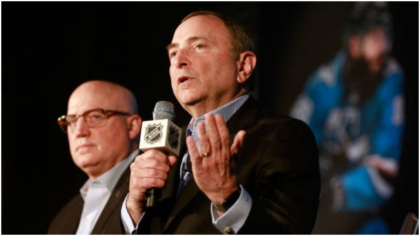 Daly Bettman NHL resumption not at cost of full 2020-21 season