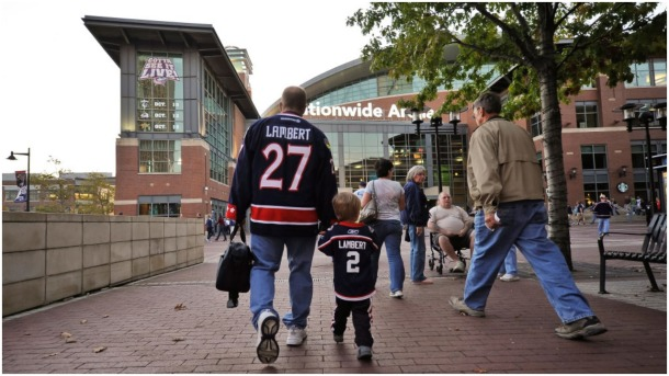 Blue Jackets keeping home games despite threat of coronavirus