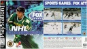 Mike Modano NHL Championship 2000 front and back video game
