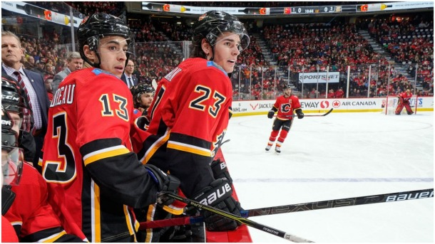 Calgary Flames disappointments surprises Monahan Gaudreau