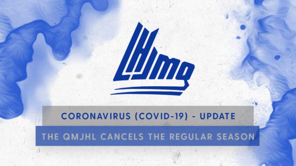 QMJHL latest to cancel season coronavirus
