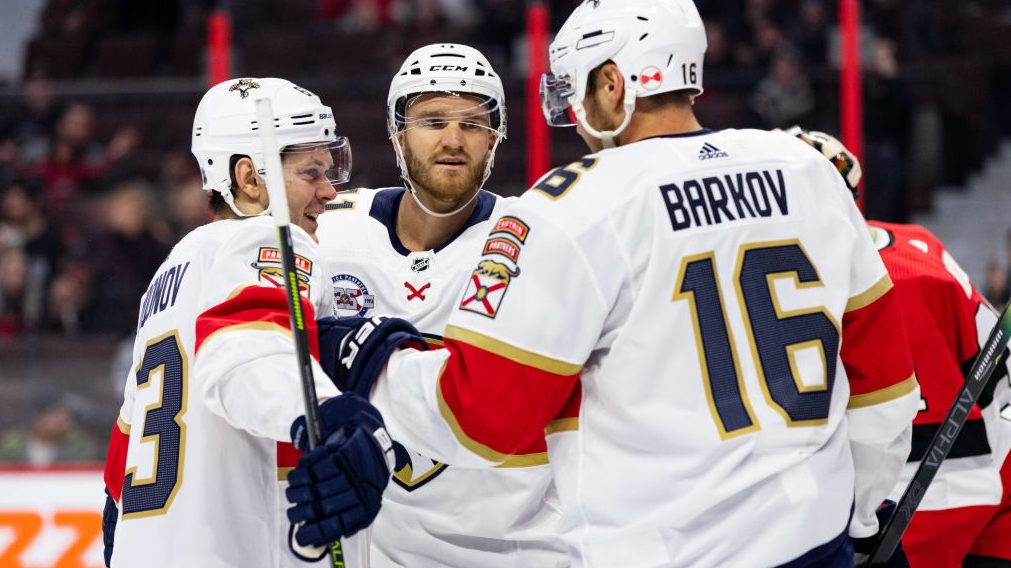 Looking at the 2019-20 Florida Panthers - ProHockeyTalk | NBC Sports