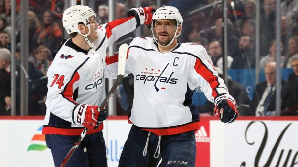 Capitals surprises disappointments Ovechkin Carlson