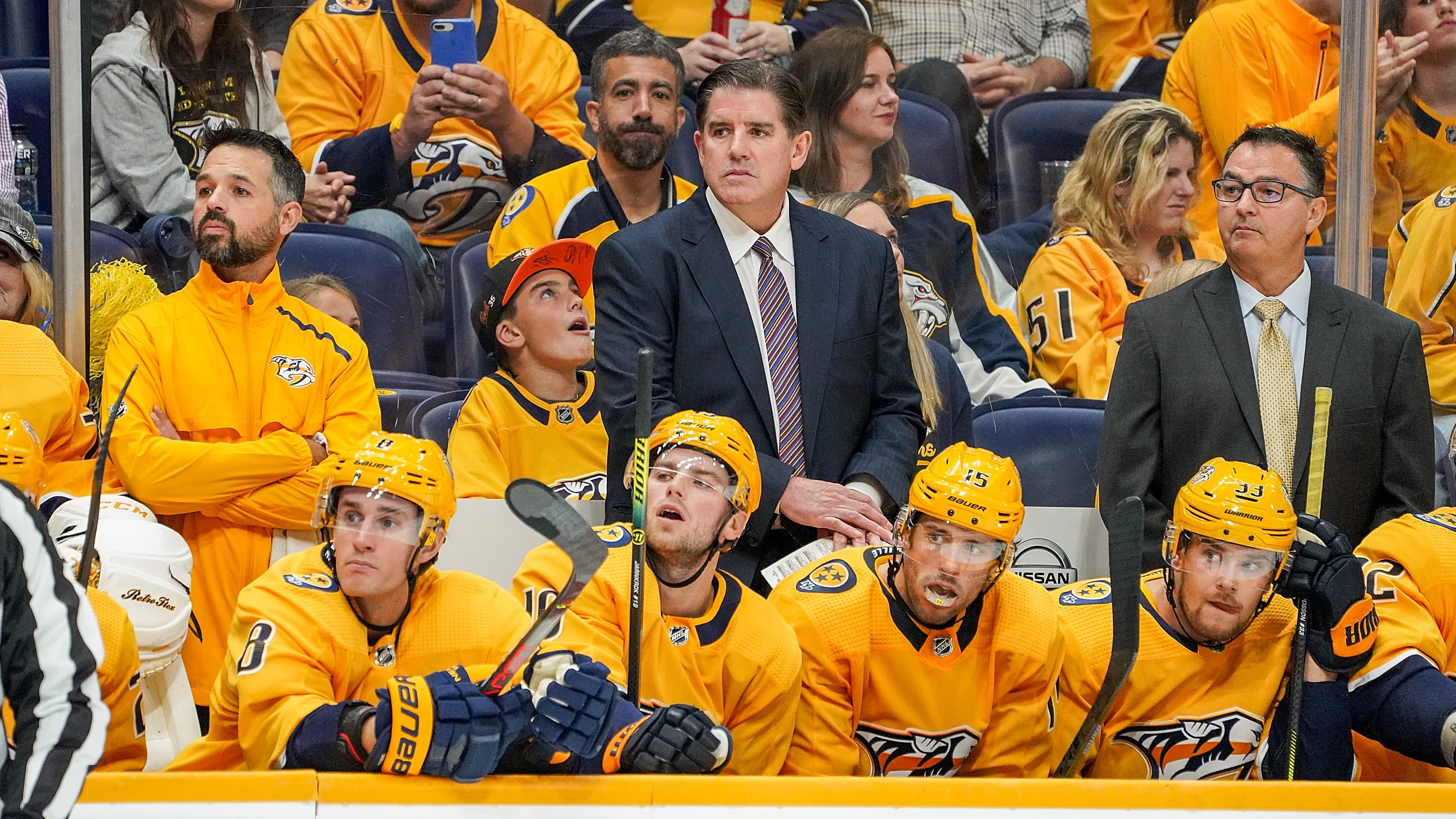 Laviolette wants another chance to coach in NHL
