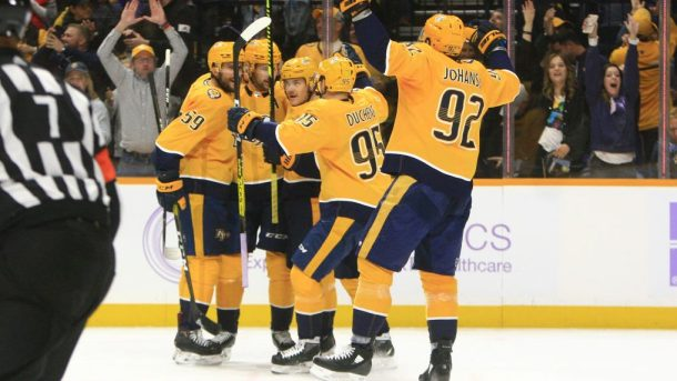 Long-term outlook for Predators Duchene Johansen Forsberg