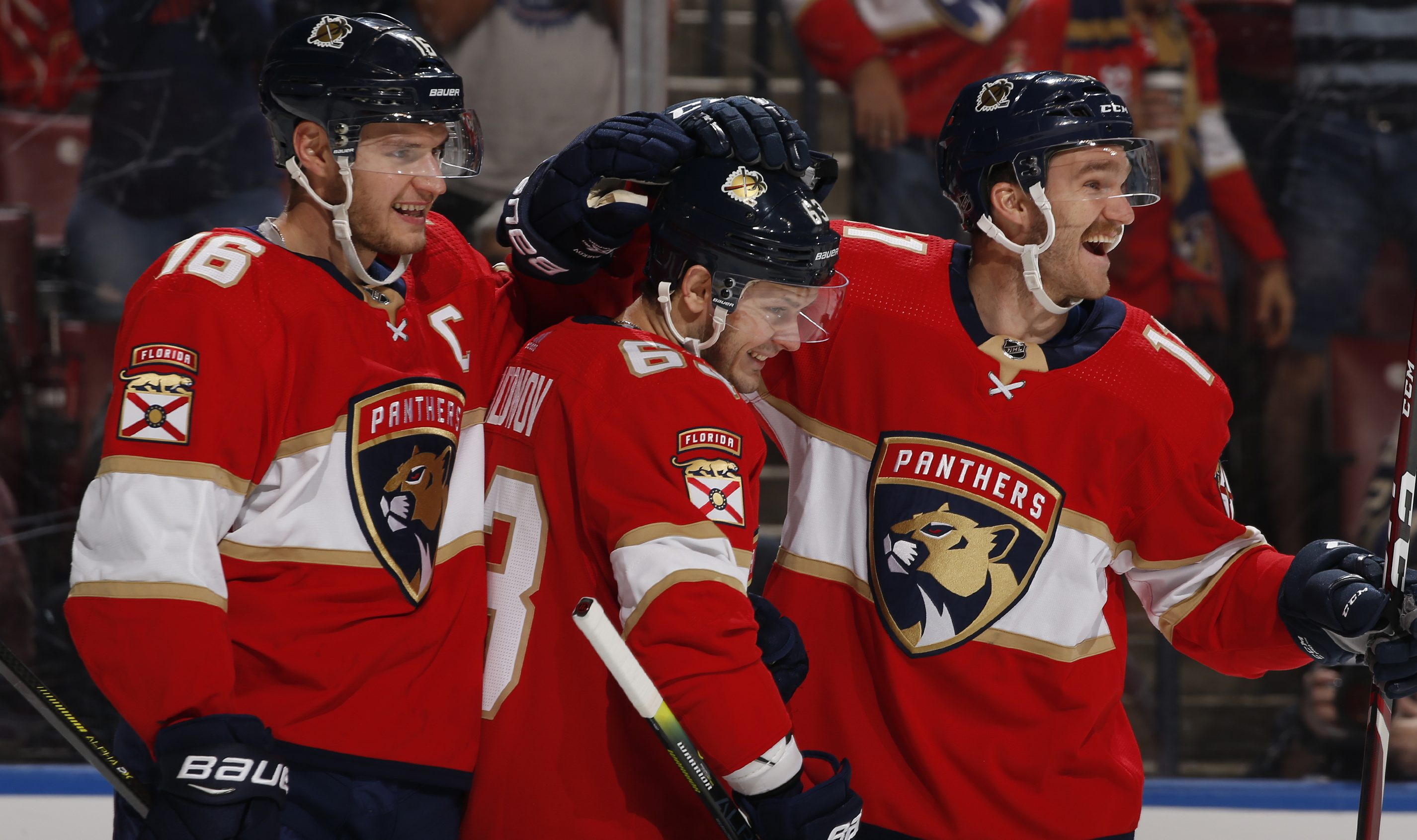Looking at the long-term out look for the Florida Panthers