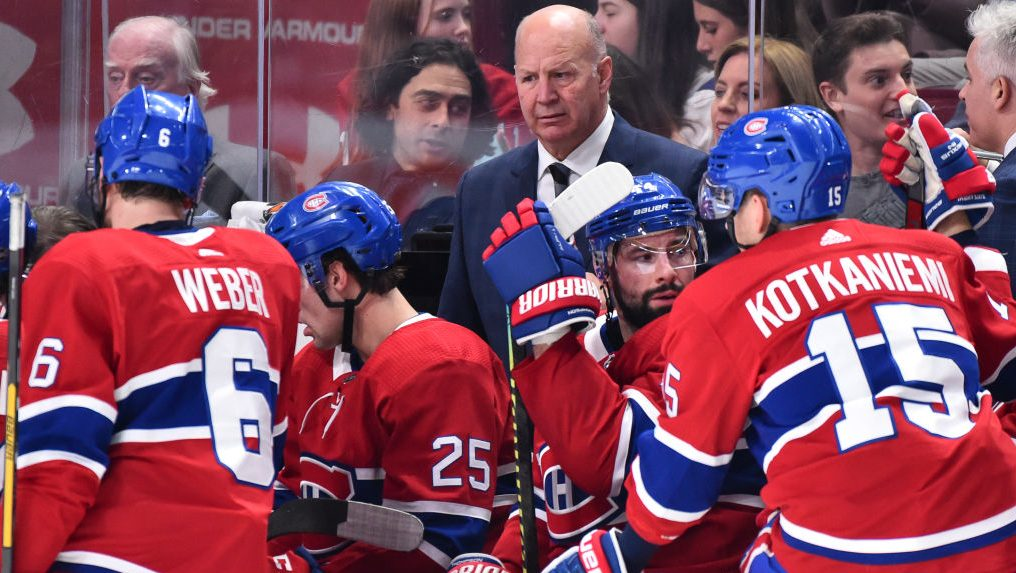 Looking At The 2019 20 Montreal Canadiens Prohockeytalk Nbc Sports