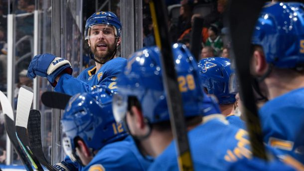 Can the Blues keep Alex Pietrangelo Marco Scandella Vince Dunn