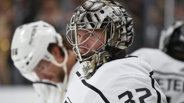 Los Angeles Kings surprises disappointments Jonathan Quick