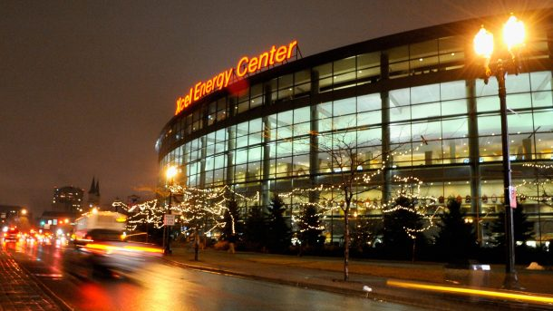 Excel Energy Center instead of neutral sites for NHL play